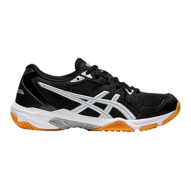 ASICS Gel-Rocket 10 Women's Indoor Shoe (Black/Black) (1072A056.005)