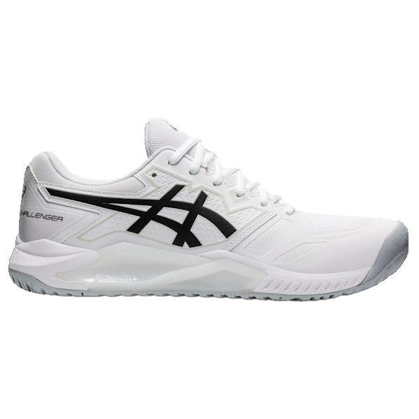 ASICS Gel-Challenger 13 Men's OUTDOOR Shoe (White/Black) (1041A222.101)