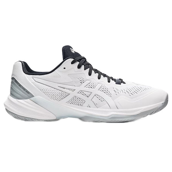 ASICS Sky Elite FF 2 Men's Indoor Shoe (White/Pure Silver) (1051A064.101)