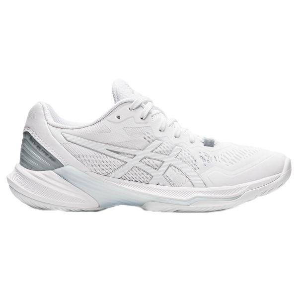 ASICS Sky Elite FF 2 Women's Indoor Shoe (White/White) (1052A053.100)