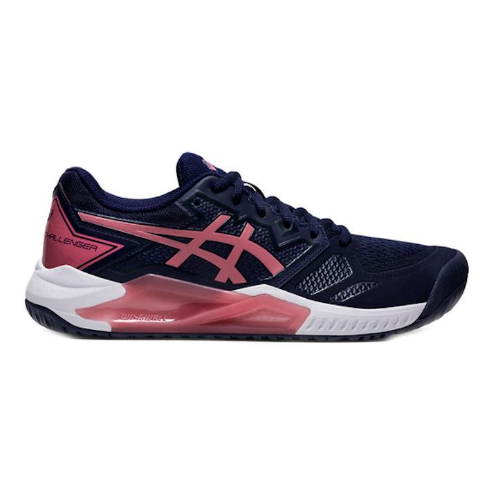 ASICS Gel-Challenger 13 Women's OUTDOOR Shoe (Peacoat/Smokey Rose) (1042A164.401)