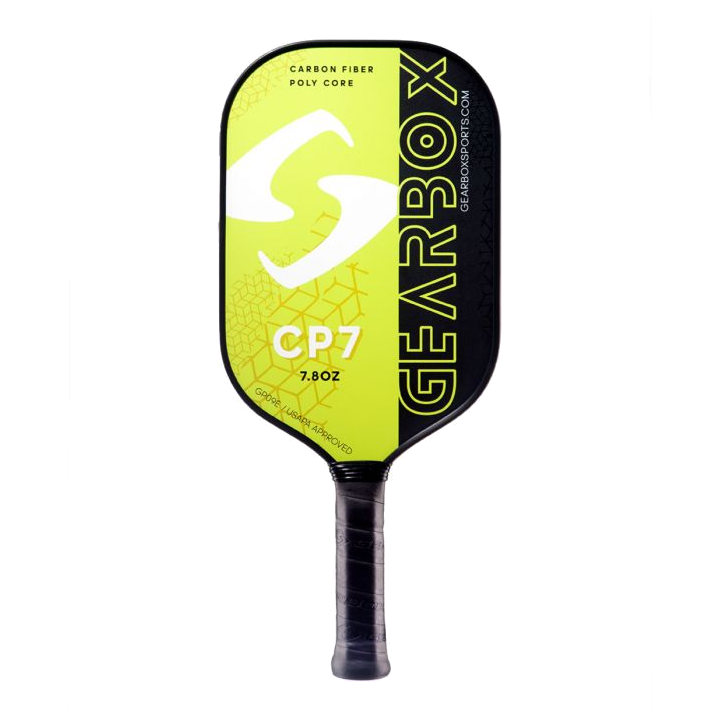 Gearbox CP7 Black/Green Pickleball Paddle