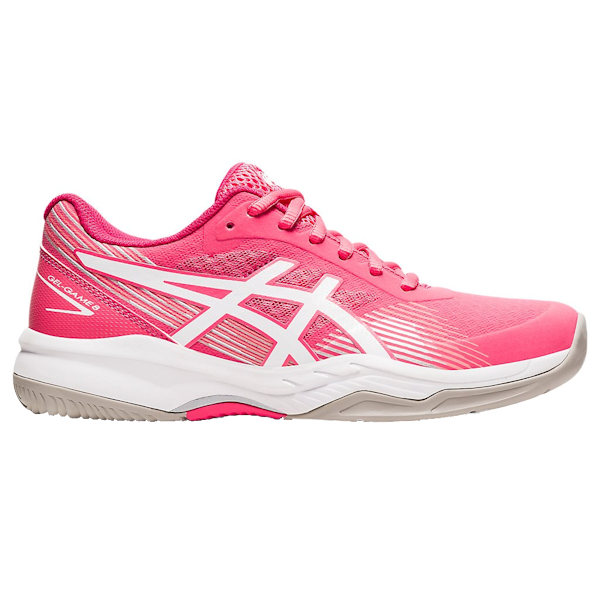 ASICS Gel-Game 8 Women's OUTDOOR Shoes (Pink Cameo/White) (1042A152.700)