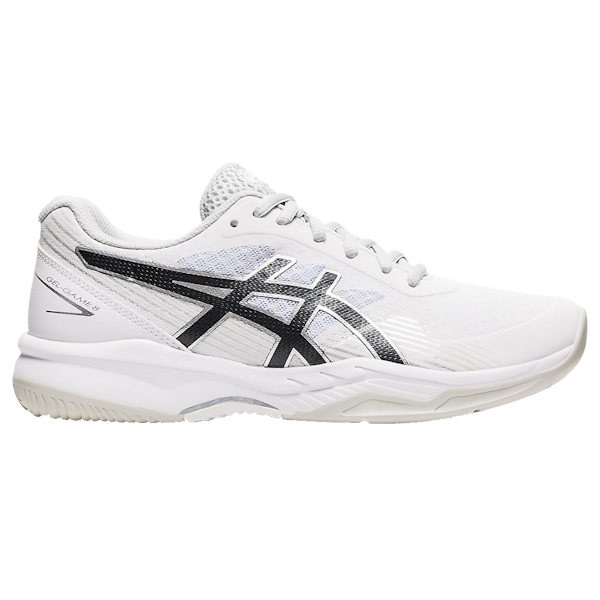 ASICS Gel-Game 8 Women's OUTDOOR Shoes (White/Black) (1042A152.101)