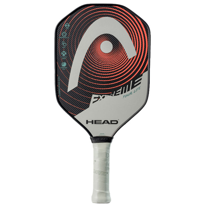 Head Extreme Tour Lite Silver Pickleball Paddle (226551)