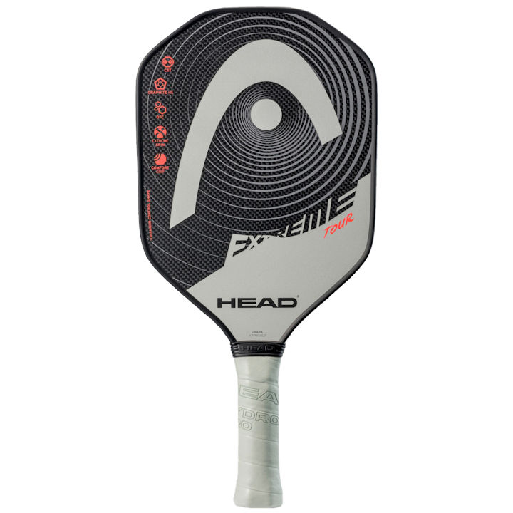 Head Extreme Tour Silver Pickleball Paddle (226531)