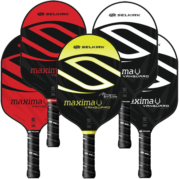Selkirk Vanguard Hybrid Maxima Pickleball Paddle