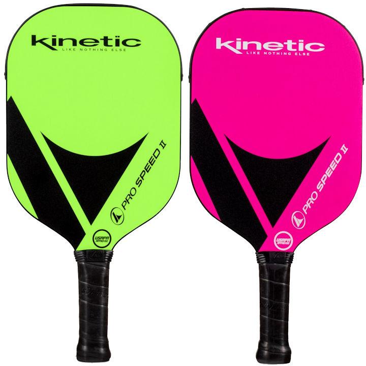 Pro Kennex Kinetic Pro Speed II Pickleball Paddle