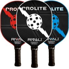 Teal Pro-Lite Rebel PowerSpin Pickleball Paddle
