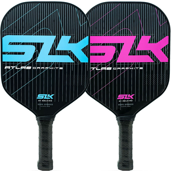 Selkirk SLK Atlas Graphite Pickleball Paddle
