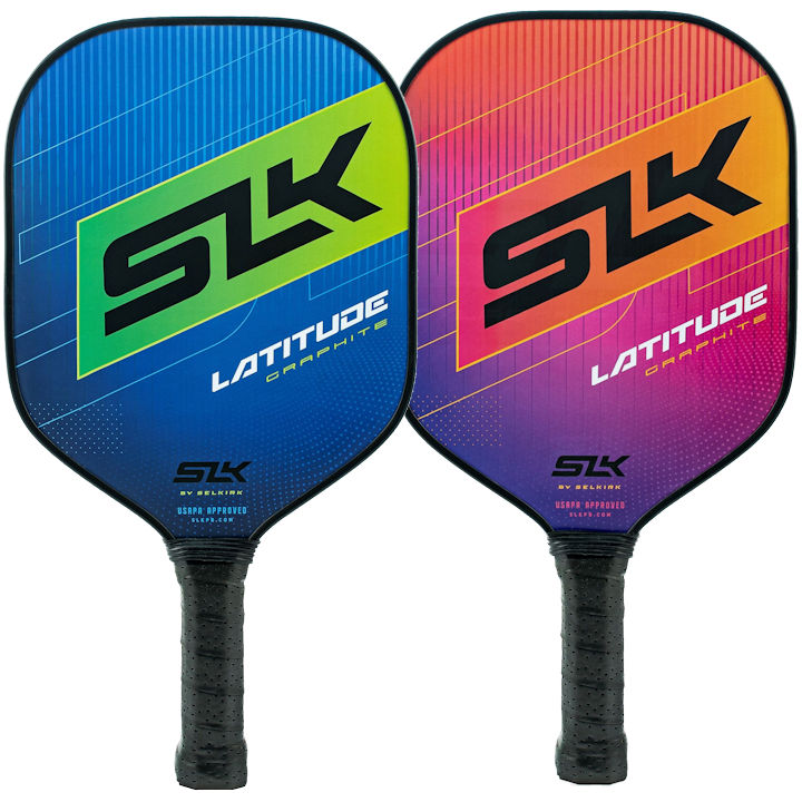 Selkirk SLK Latitude Graphite Pickleball Paddle