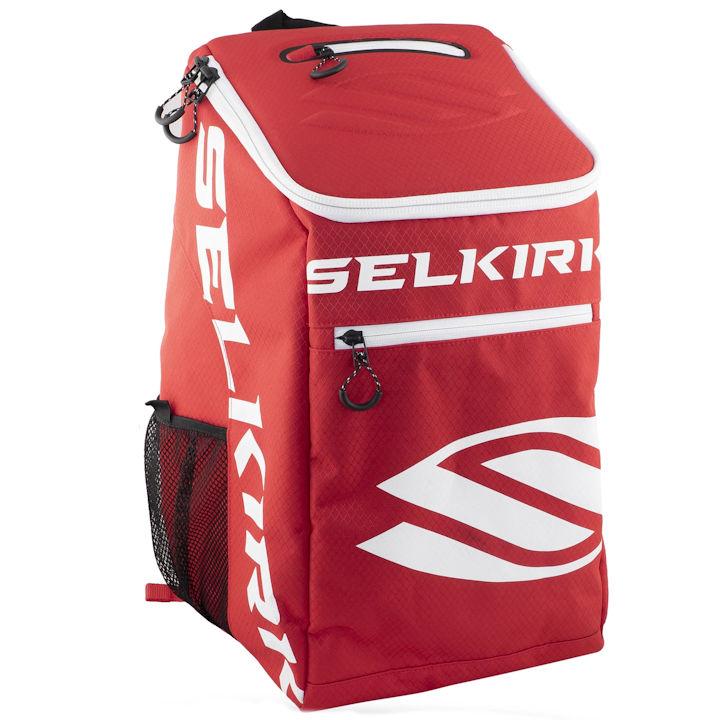 Selkirk Red Team Backpack Pickleball Bag