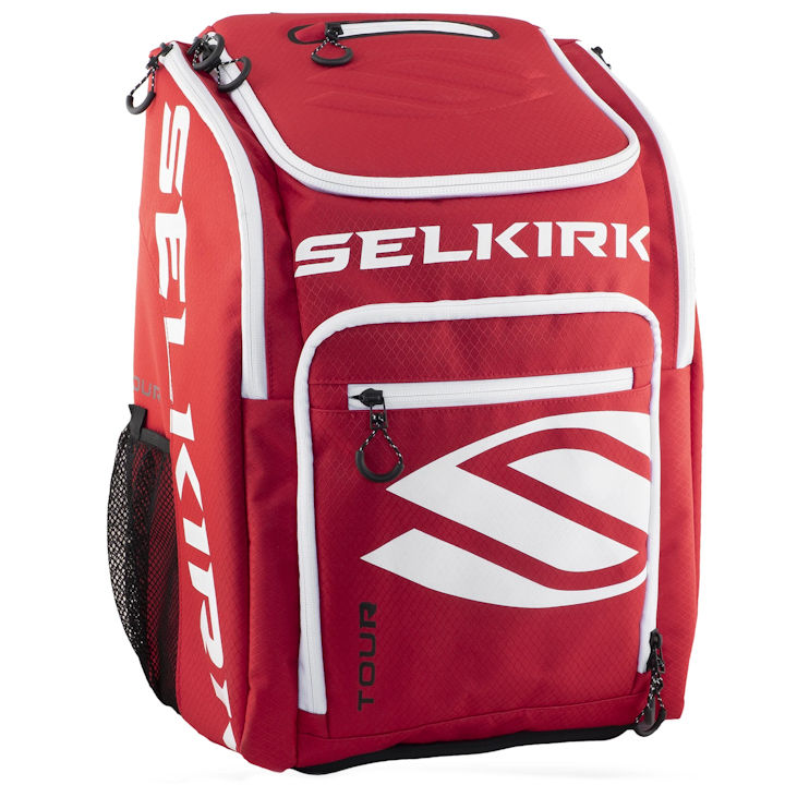Selkirk Red Tour Backpack Pickleball Bag