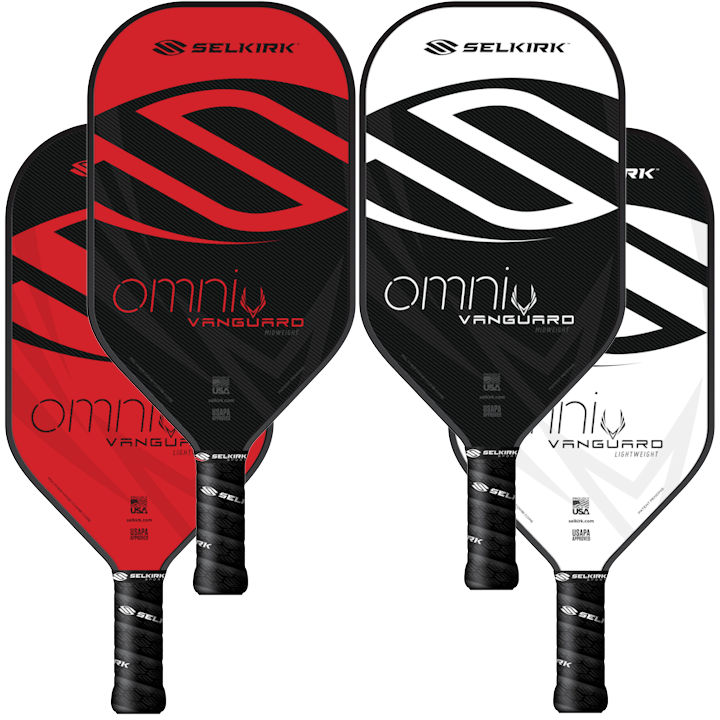 Selkirk Vanguard Hybrid Omni Pickleball Paddle