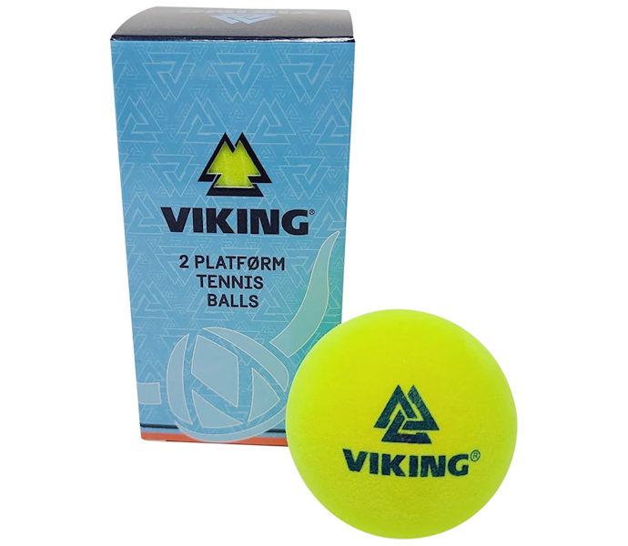 Viking Extra Duty Platform Tennis Ball (1 Sleeve, 2 Balls)