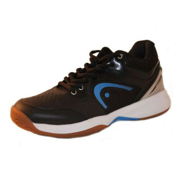 Head Men's Sonic 2000 Black Mid Indoor Shoes (273905)