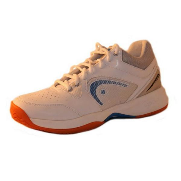 Head Men's Sonic 2000 White Mid Indoor Shoes (273915)