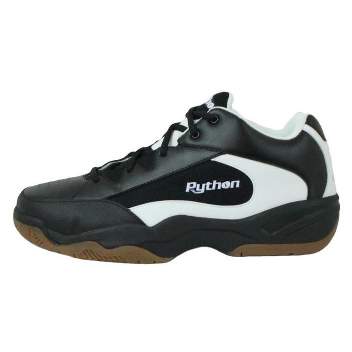 Python Men's Deluxe WIDE (EE WIDTH) Indoor Black Shoes