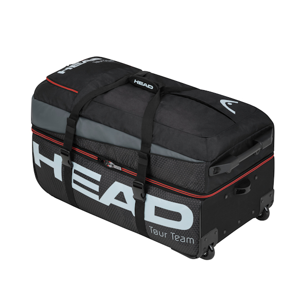 Head 2020 Tour Team Travelbag (Black/Grey) (283380BKGR)