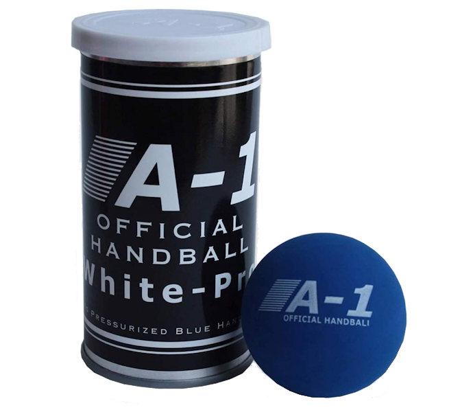 A1 White Pro HANDBALLS Can
