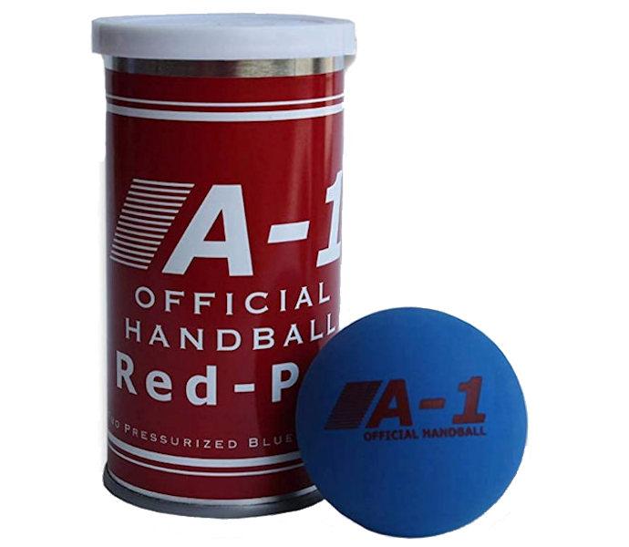 A1 Red Pro HANDBALLS Can