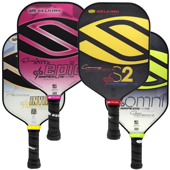Selkirk AMPED Signature Series Pickleball Paddle