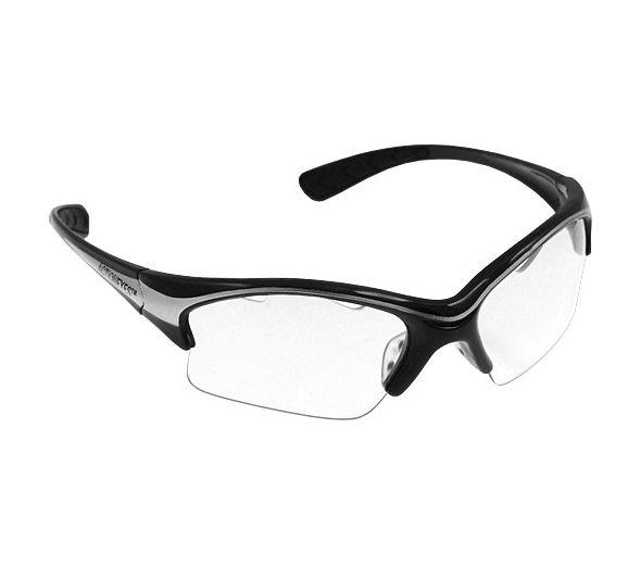 Black Knight Stilleto Black Eyewear