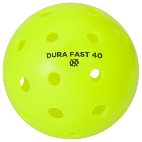 Dura Fast 40 Outdoor Neon Green Pickleball