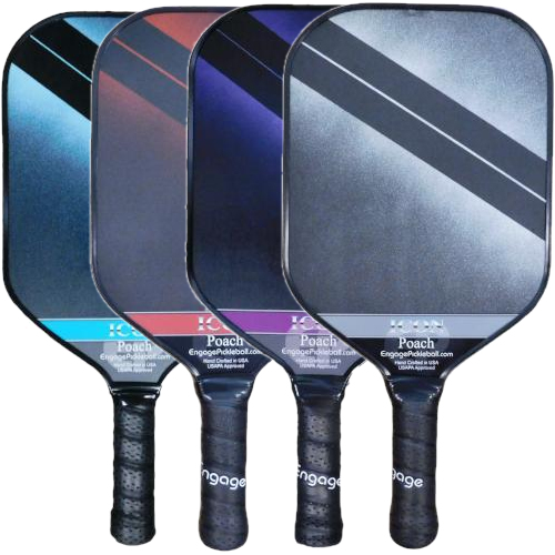 Engage Poach Icon Pickleball Paddle