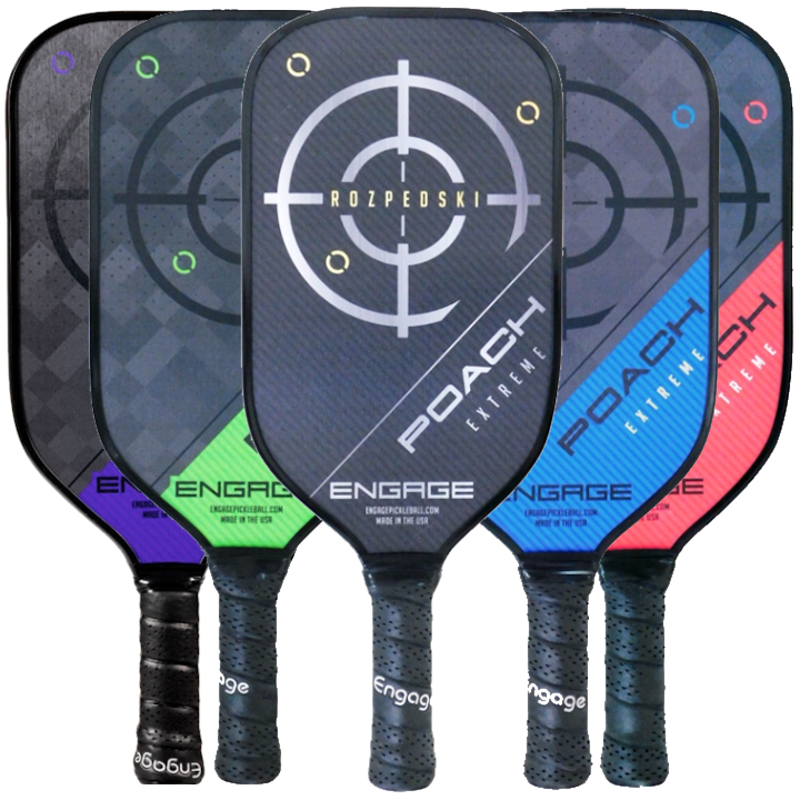 Engage Poach Extreme Pickleball Paddle
