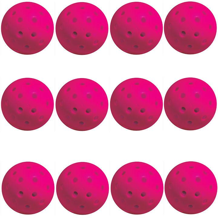 Franklin X-40 Outdoor Pink Pickleball Dozen