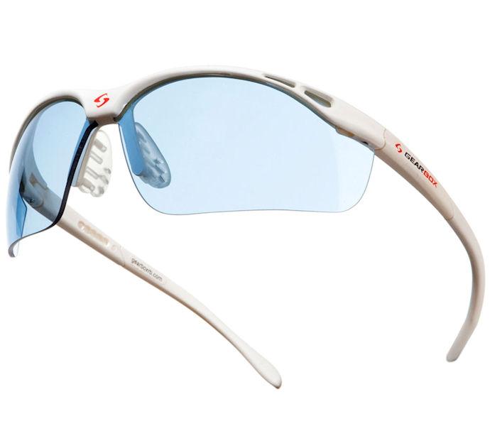 Gearbox Vision Slim Fit Eyewear (Blue Lense)