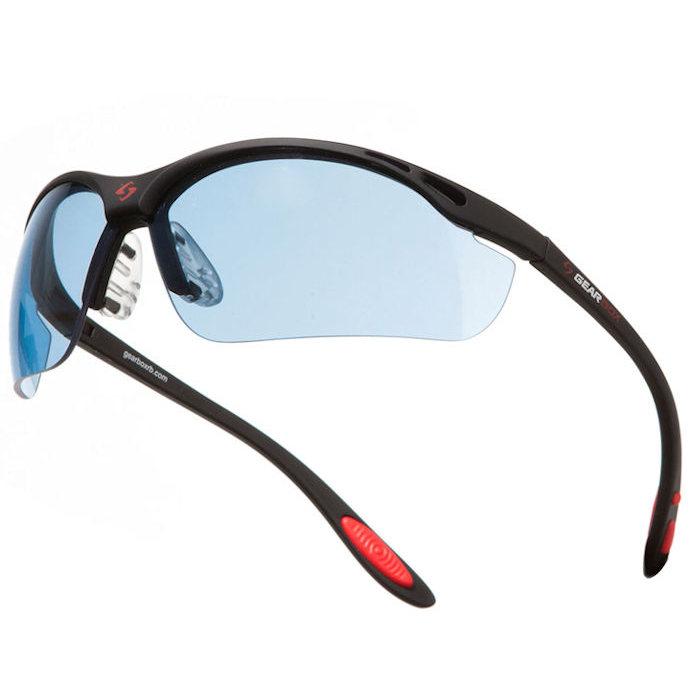 Gearbox Vision Eyewear (Blue Lense)