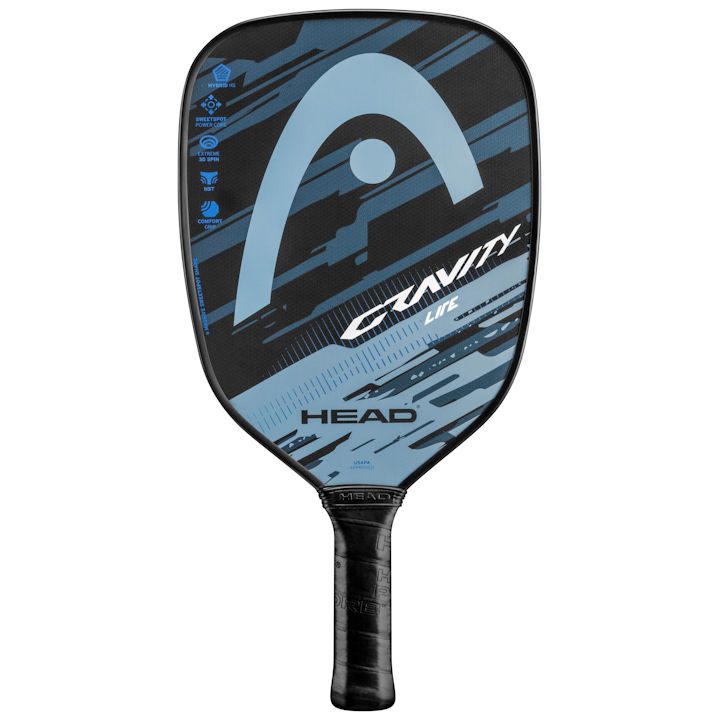 Head Gravity LITE (Blue/Gray) Pickleball Paddle (226330)