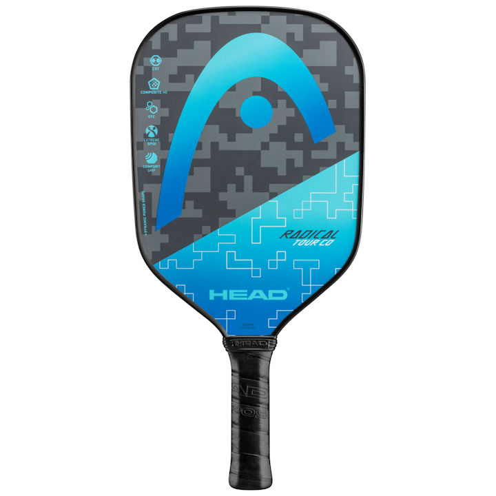 Head Radical Tour CO (Blue) Pickleball Paddle (226120)