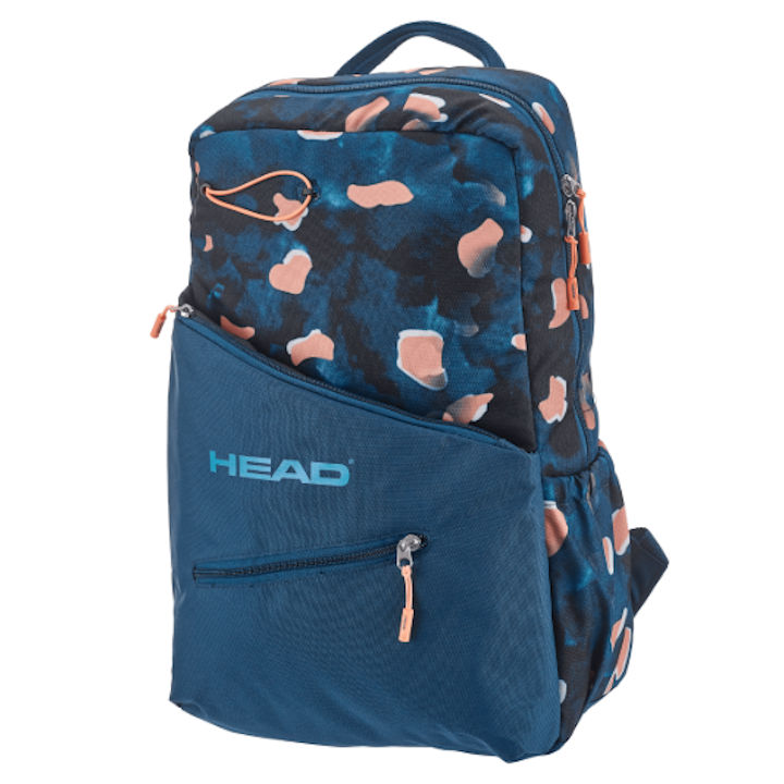 Head Womens Blue/Coral Backpack (283279)