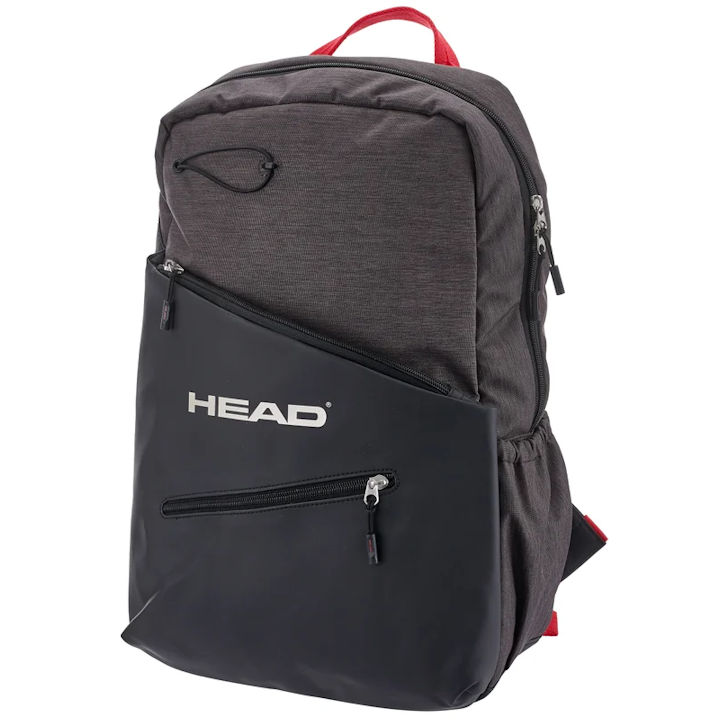Head Womens Grey/Red Backpack (283289)