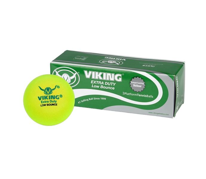 Viking Low Bounce Platform Tennis Balls Sleeve