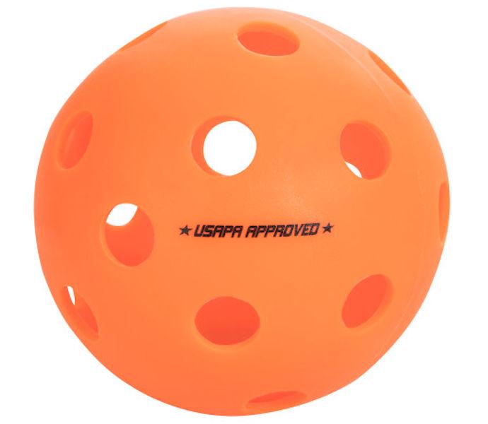 Onix Fuse Indoor Orange Pickleball