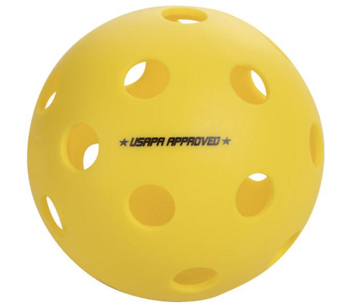 Onix Fuse Indoor Yellow Pickleball