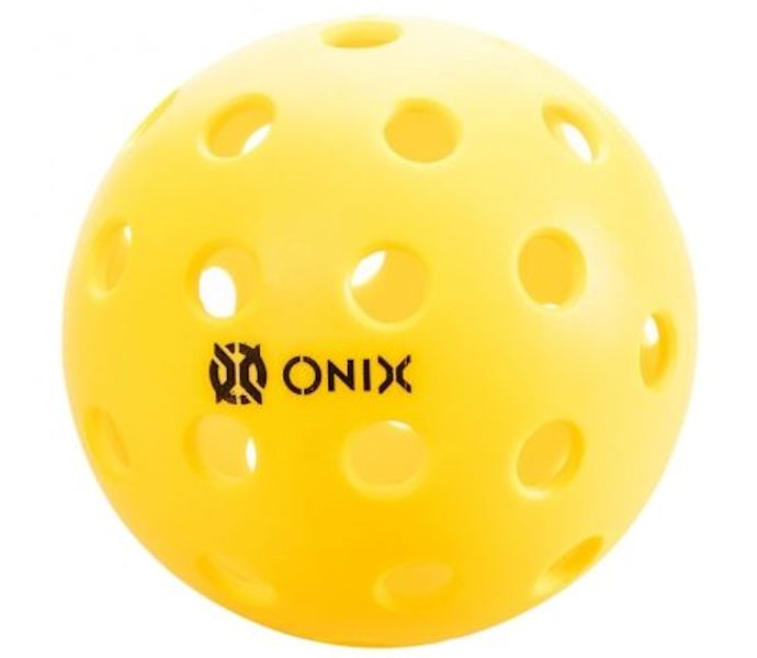 Onix Pure 2 Outdoor Yellow Pickleball