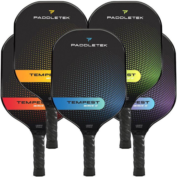 Paddletek Tempest Wave II Pickleball Paddle