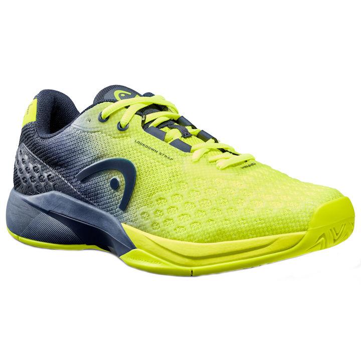 Head Revolt Pro 3.0 Men's Yellow Outdoor Shoe (273160)