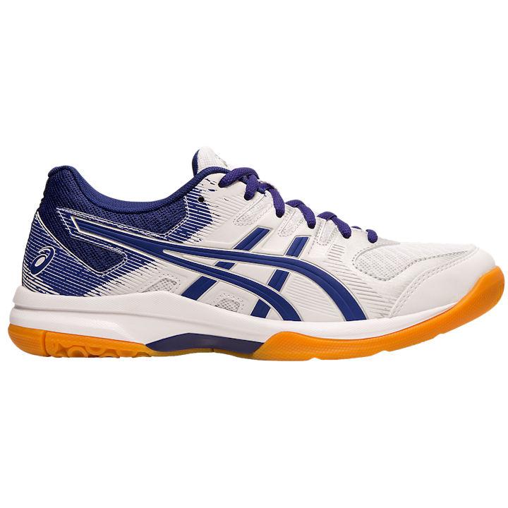 ASICS Rocket 9 Women's Shoe (White/Blue) (1072A034.102)