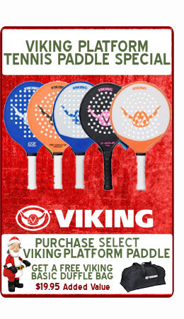 Viking Platform Tennis