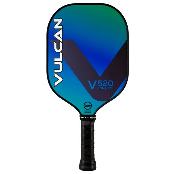 Vulcan V520 Control (Blue/Green Fiji) Pickleball Paddle