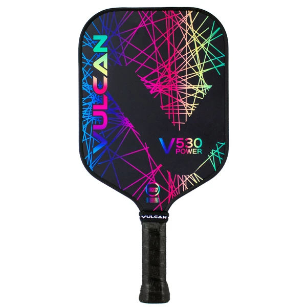 Vulcan V530 Power (Rainbow Lazer) Pickleball Paddle