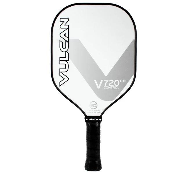 Vulcan V720L Control (Whiteout) Pickleball Paddle