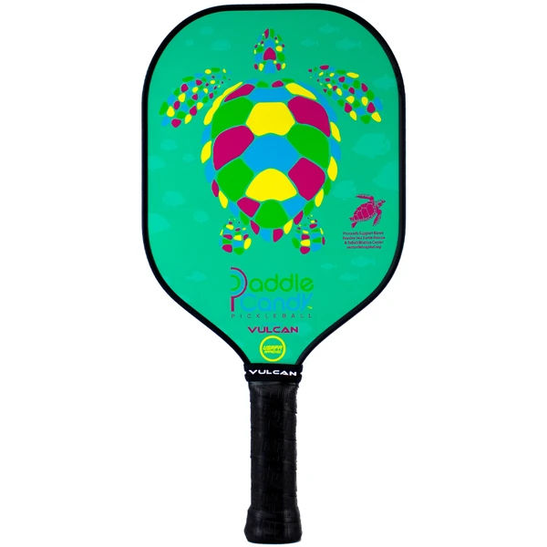 Vulcan Paddle Candy (Sea Turtle) Pickleball Paddle