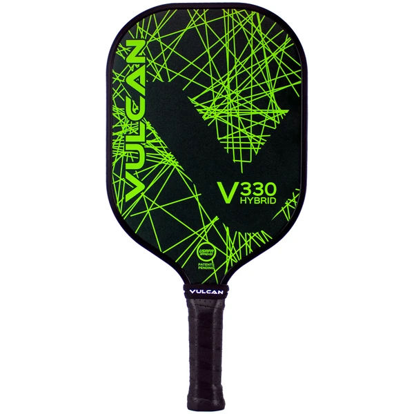 Vulcan V330 Hybrid (Lime Lazer) Graphite Pickleball Paddle
